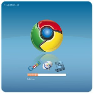 chrome OS, install google chrome