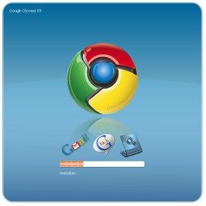 chrome OS, install google chrome